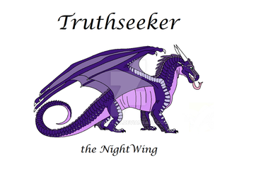 Truthseeker by peril-clay