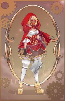 Red Riding Hood by NoFlutter