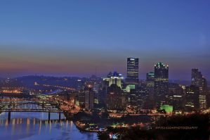 Pittsburgh Revisited I HDR by pjs15204