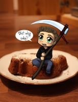 Death of Cakes by Kuchiki-Narla