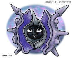 #091 Cloyster