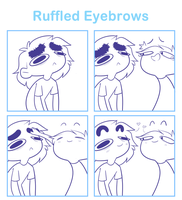 Ruffled Eyebrows by SmokyJack