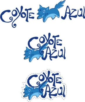 Coyote Azul by Poipoire