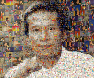 Khine Htoo Mosaic by tmhtet