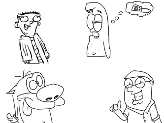 Various dimwits by RM007returns