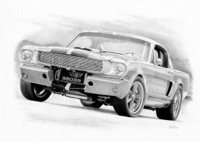 GT350SR by Boss429