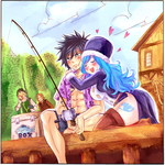 Gruvia cover (fairy tail 100 years quest) by Juvia-sexual