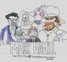 Mark Hamill Tribute by CelmationPrince