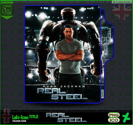 Real Steel (2011)1 by Loki-Icon