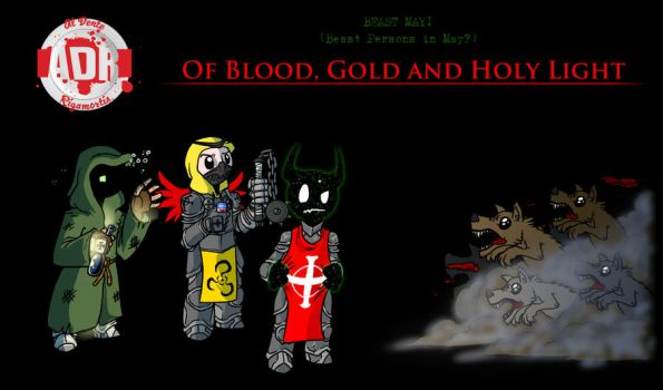 Episode 205 - Of Blood Gold and Holy Light by Crazon