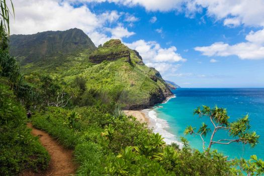 Na Pali Coast by NorthernWave25