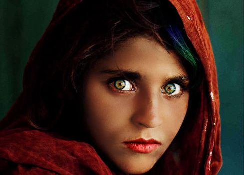 Only if she wasn't Afghan by munnibhai