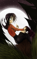 Don't starve: Willow by Malifikyse
