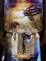 ebook cover: Secret Heart by kittenwylde