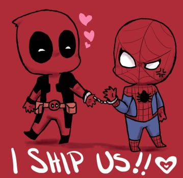 I Ship Us! by guardian-angel15