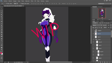 w.i.p mira by sharknex