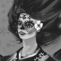Day of the Dead by OneSpeechless