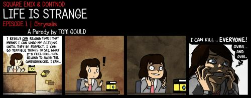 LIFE IS STRANGE | Catharsis is Born by TheGouldenWay