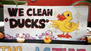 Ducks are Clever Marketing by EmilyCammisa