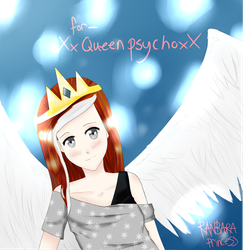 [Gift] God Save The Queen! by RanbaraPrincess