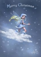 Flurries and faires by Sabinerich