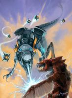 Me Grimlock Me King by Remainaery