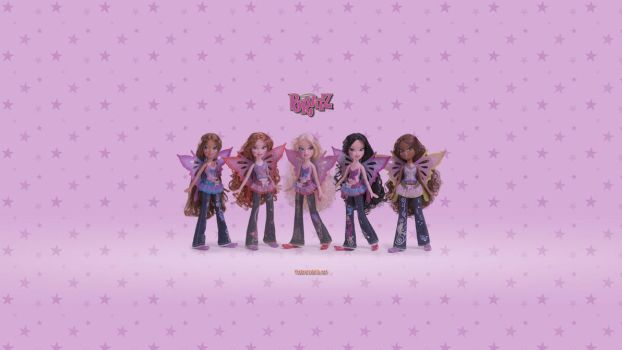 Bratz Dolls Wallpaper by bobandjokic