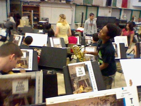 Band Class by 0-LinkLink-0