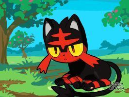 Litten by Loveponies89