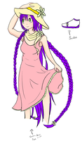 Iris Libra english design contest by FallenAngel1017