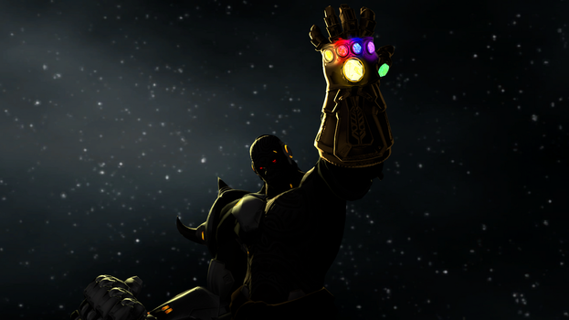 INFINITY POWER! by riccardiscord