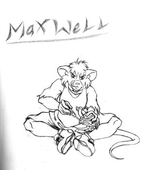 Maxwell Character sheet by cbs