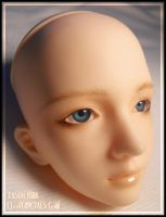 Rem's First Face-up - 02 by ResinAngel