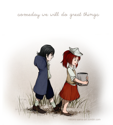 someday we will do great things by sycamoreleaf