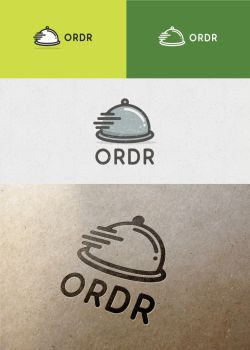 Ordr Logo (First draft) by djonas3