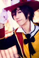 Code Geass: Nunally in Wonderland - 01 - Dapper. by mangalphantom