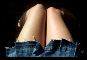 legs and skirt by sunflowersutra