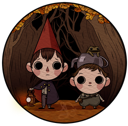 Over the Garden Wall by Lynntendo-64