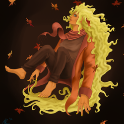 Fall by Camaendes