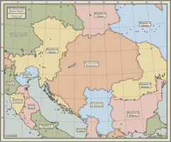 Aftermath of the Austro-Hungarian Civil War by dsfisher
