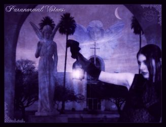 Paranormal Visions by silentfuneral