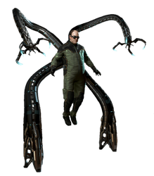 Spider-Man PS4 Doc Ock PNG by Metropolis-Hero1125