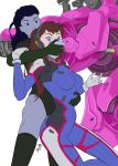 Dva Chloroformed Version 2 [flat Colors 2] by sleepy-comics