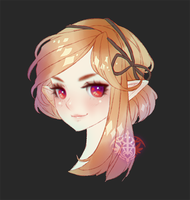 [CLOSED] Quick Portrait Adopt by Valkymie