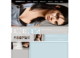 Ordered Layout for jennernews.blog.cz by lenkamason