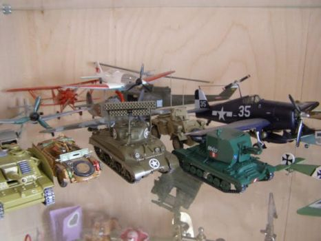 Almost all of my models ... by Konstruktor1982