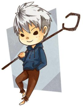 Jack Frost by redpark