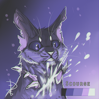 [CHALLENGE] - Scourge [The Sweetest Chill] by Fox-Desert