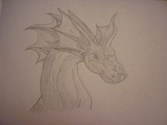 Dragon Head 3 by Irime-Laivine