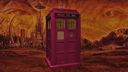 The Face of Boe is Watching by Branka-Johnlockian